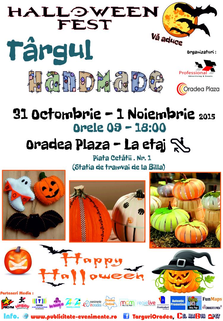 Targ Handmade Noiembrie 2015 - Oradea Plaza